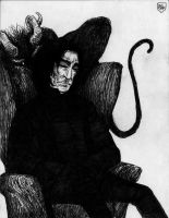 S is for Severus by Sempraseverus