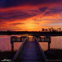 Sunset-Jupiter-Farms-at-Pine-Glades-Natural-Area-P by CaptainKimo