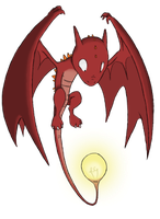 Dragon Bulb by Sughly