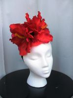 Aloha Hibiscus Headband by Mrs-SaxoBeat