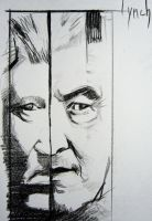 David Lynch Duality by Enerki