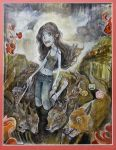 Marceline Painting by miorats