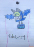 Globert by kindraewing