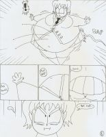 SGT Frog WG comic page 8 by Robot001