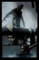 Silent Hill Downpour: Anne's Story #3 Page 8 by T-RexJones