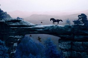 The Horse Lord by Musicalpaintings