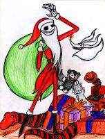 Sandy Claws Christmas by LightOfTehDead