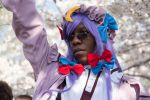 [Touhou Cosplay] Spellcard Spammage by Naudae
