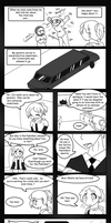 The Publisher OCT page 2;3 Audition by Syoshi