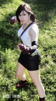 Tifa Lockhart | Alright, let's go! by daniellevedo