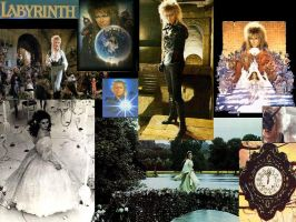 Labyrinth wallpaper by Cara-Doughnut-Lady