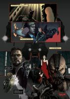 The Dark Knight Tribute by mohammadyazid