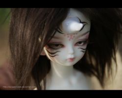 White as a Pearl II by MySweetQueen-Dolls
