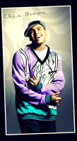 Chris Brown by LulaBubbles