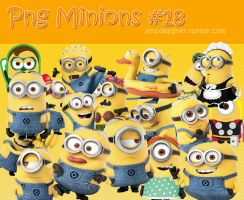 Png Minions by jensiisnhi2013