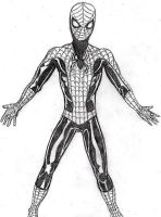 Spiderman by 0Melodious-Nocturne0