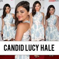Candid #01 Lucy Hale by jonasddlove