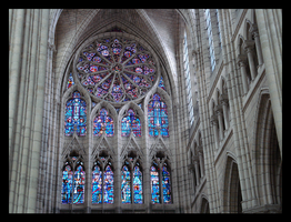 Gothic architecture by BluePalmTree