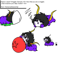 Ask Gamzee100 by MemoriaSwan