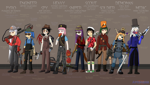 TF2 Loadout of Apkinesis by Apkinesis