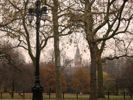 Autunno in London 1 by Aria-atz