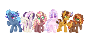 Shipping adopts (Closed) by CitrusSkittles