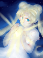 Princess Serenity by snapdragonn