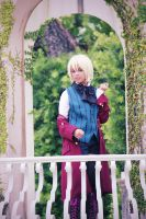 Alois Trancy (Cosplay)- Absolutely Stunning by Awesome-Vivi
