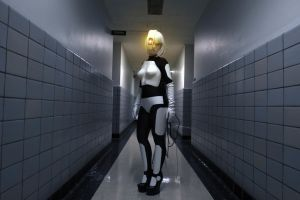 GLaDOS: Points of Data by ember-ablaze