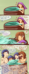 FE- Family Bathing by Kilala04