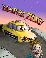 Vampire Taxi by Nevuela