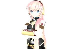 Kio Megurine Luka EDIT by Il0veNaughtyfins