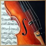 violin II by byMichaelX