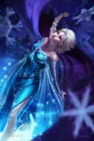 Elsa- Let it Go 2015 ver. by Will2Link