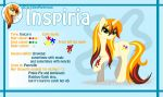 Inspiria Reference sheet by Stasushka