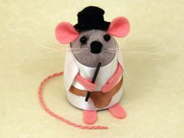 A Clockwork Orange Mouse by The-House-of-Mouse