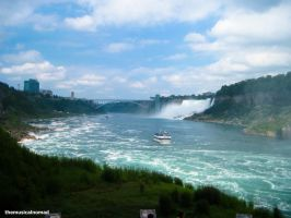 To The Falls by themusicalnomad