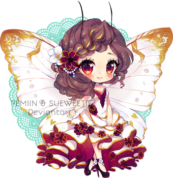 VALENTINE'S DAY ADOPT COLLAB W/ PEMIIN by Sueweetie