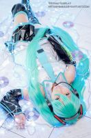 Eletric angel by Hitomi-Cosplay