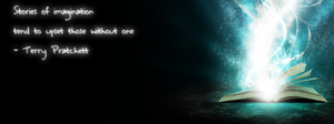 Stories of imagination FB cover by Gamble55