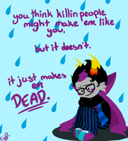 EriSad on Killing People by Esabelle-Ryngin