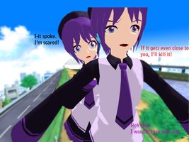 MMD comic 4 by namine200