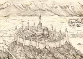 Gondolin by lomehir