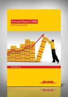 dhl annual report by Haitham6280