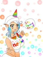 Party Cake Admin by Ask---RainbowRaver