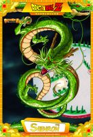 Dragon Ball Z - Shenron by DBCProject