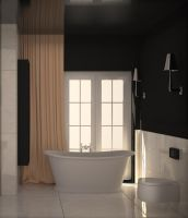 Bathroom - Almost done 4 by Melepeta