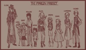 The Margin Project--Cast by NightMargin