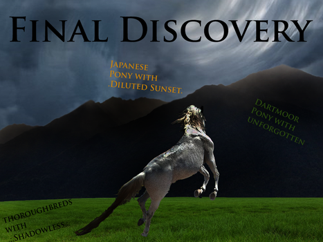 Final discovery player pic by AmekoLove