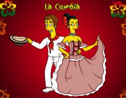 La cumbia by orl-graphics